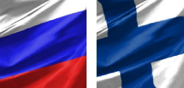 Россия — Финляндия