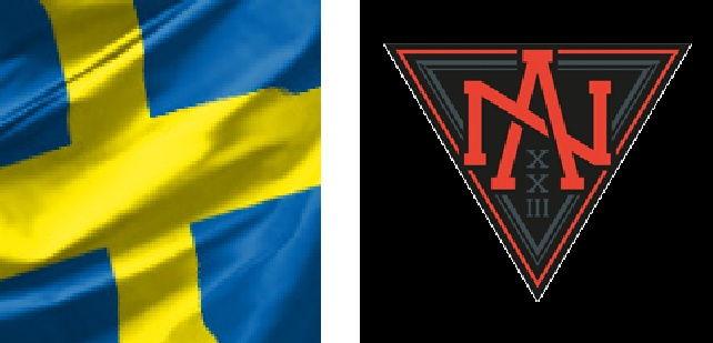 Швеция — Северная Америка