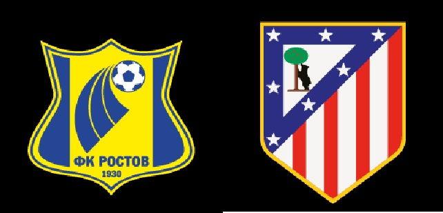 Ростов — Атлетико Мадрид