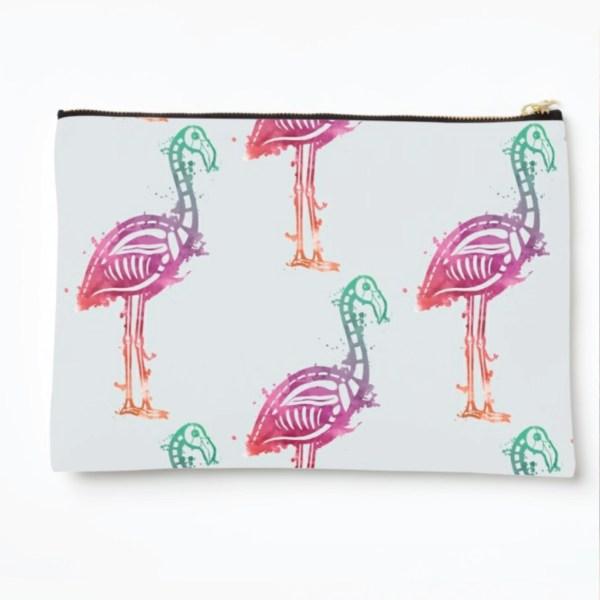 Pochette-FlamingoSKULL