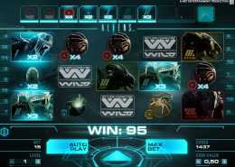 sky3888a aliens slot game