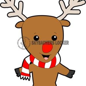 Rudy the Reindeer - Skybacher's Locker