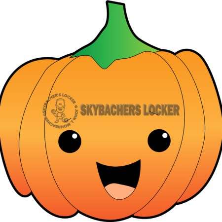 Happy Pumpkin - Skybacher's Locker
