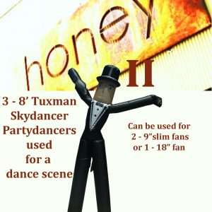 honey 2 tuxman