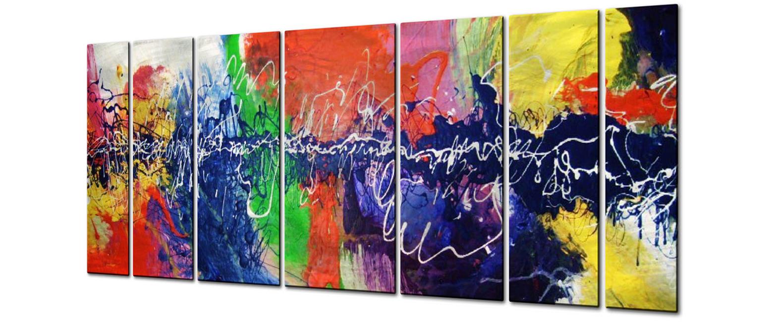 Chicago Jazz - Left  sc 1 st  Skye Taylor Galleries & METAL WALL ART u2013 CHICAGO JAZZ   Skye Taylor Galleries