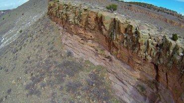2 DJI Phantom Quads Rock the Red Rocks at Hall Ranch Buttes Colorado