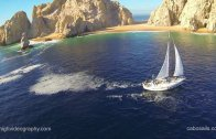Sailing on the Sea of Cortez with Cabo Sails