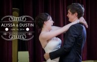 Alyssa and Dustin Wedding Highlights