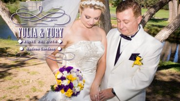 Yulia and Yury Wedding Highlights