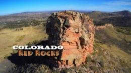 Colorado Red Rocks at Hall Ranch