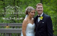 Caitlin and Branden Wedding Highlights
