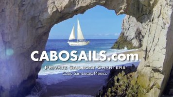 Sailing with Cabo Sails in Cabo San Lucas