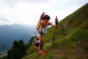 Kilian Jornet na Vertical Kilometer