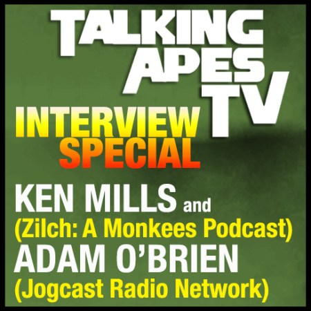 TALKING APES TV Interview Special