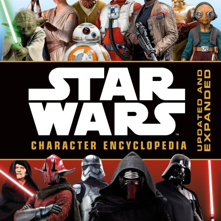 """Checking Out the """"Star Wars Character Encyclopedia: Updated and Expanded"""""""