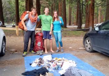 #trashbagchallenge – Yosemite