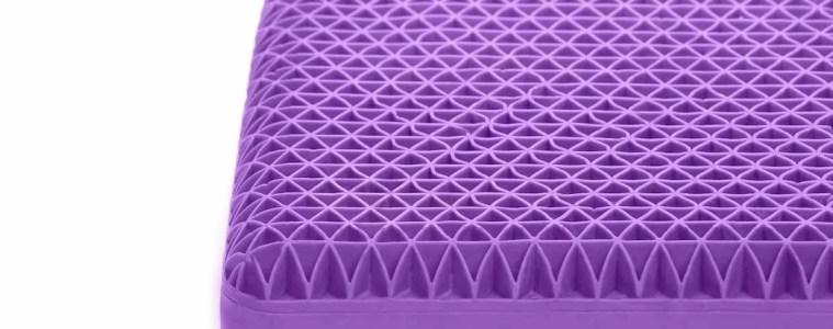 Purple pillow Kickstarter