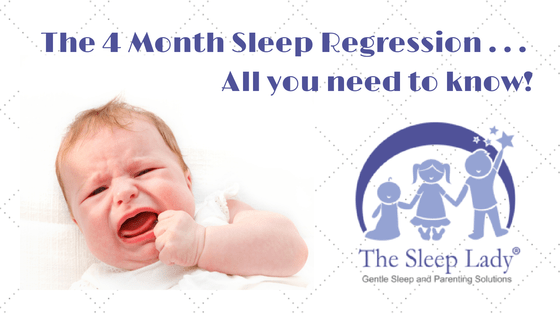 The 4 Month Sleep Regression . . . (1)