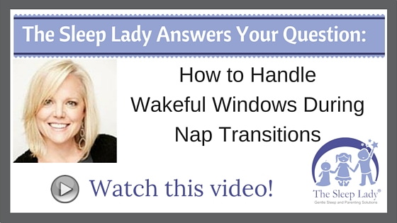 Question of the week_ How to Handle Wakeful Windows During Nap Transitions