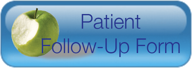 Patient Follow-Up Form Button