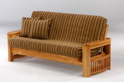 Small Of Wood Futon Frame