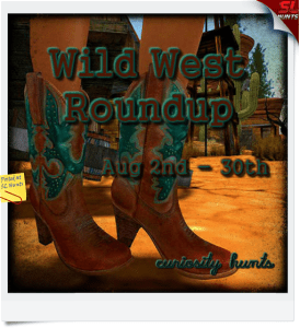 Wild West Round Up Hunt