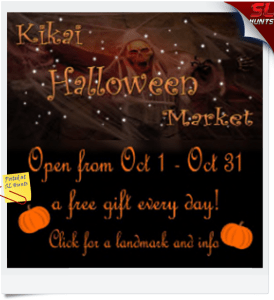 Kikai Halloween Hunt