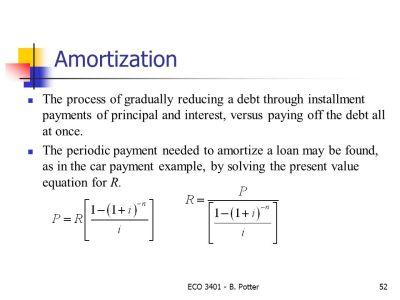 Mathematics of Finance - ppt download