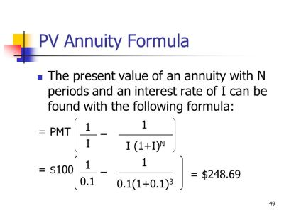 Chapter 4 Time Value of Money. - ppt download
