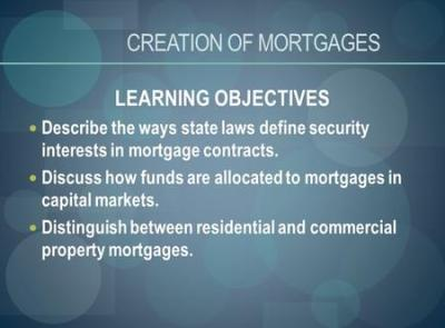 Residential Mortgage Lending: Principles and Practices, 6e - ppt download