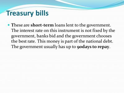 Section 4 – The Financial Sector - ppt video online download