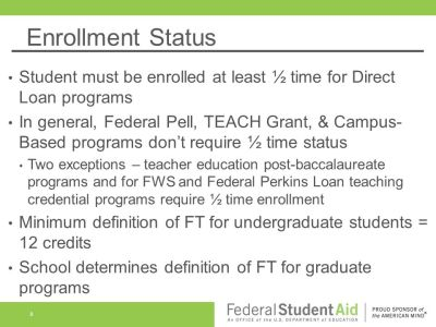 Basics of Student Eligibility - ppt download
