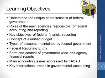 Federal Government Accounting - ppt download