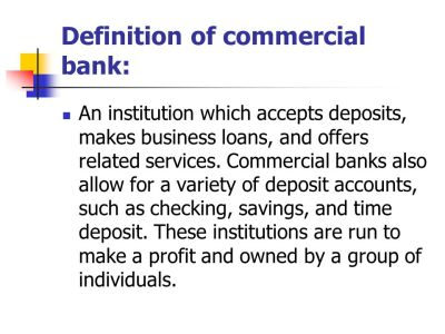 Accounting For Financial Firms - ppt download