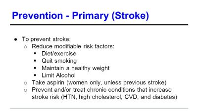 Hypertension and Stroke - ppt download
