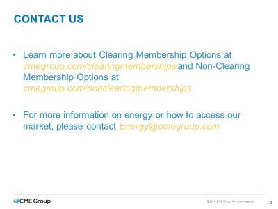 CME Group Henry Hub June 12, ppt video online download