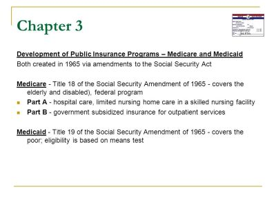 Evolution of Health Care in the United States - ppt download