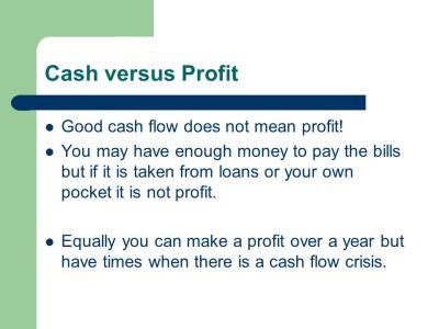 Cash Flow Forecasting. - ppt video online download