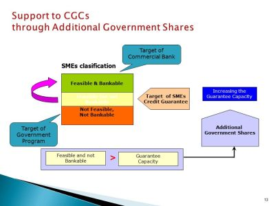 INDONESIAN CREDIT GUARANTEE CORPORATION (CGCs): FUTURE AND CHALLENGES - ppt video online download