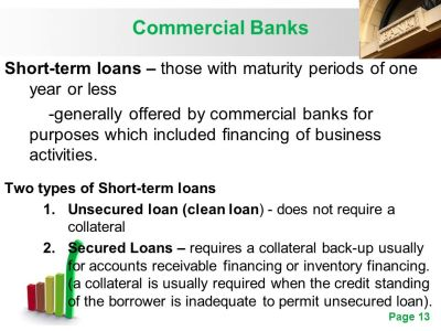 Sources of Short-Term Capital - ppt video online download
