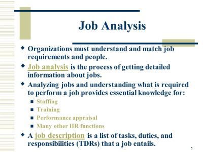 Analyzing Work and Designing Jobs - ppt video online download