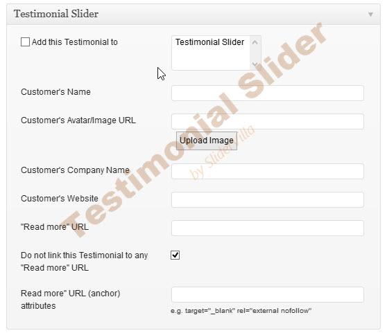Add Testimonials Carousel on WordPress Site with Testimonial Slider WP Plugin
