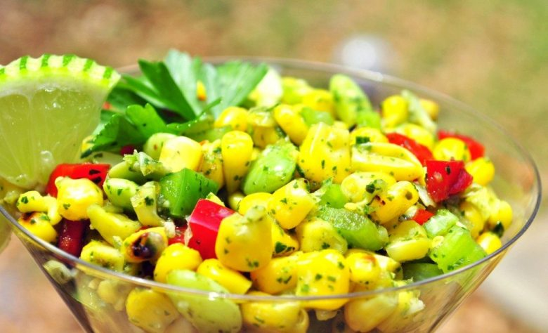 Paleo Sufferin' Succotash Salad