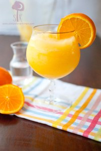 Orange Creamsicle Crush