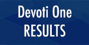Devoti One results