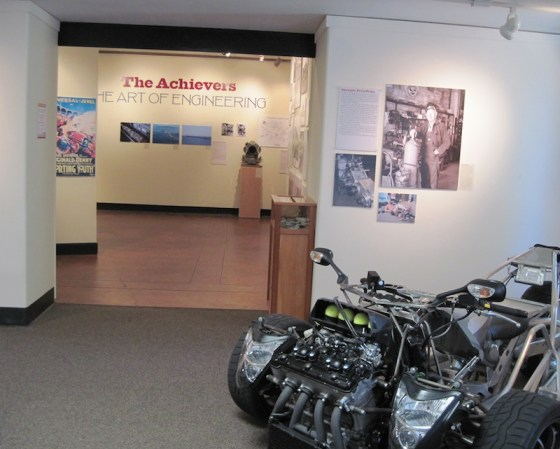 A Peek at the Achievers Exhibit at the San Luis Obispo Museum of Art