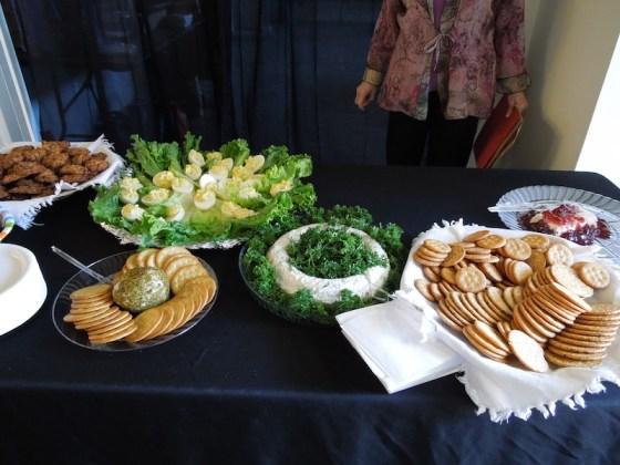 Buffet Table Part 2