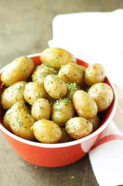 Small Of How Long Do You Boil Potatoes