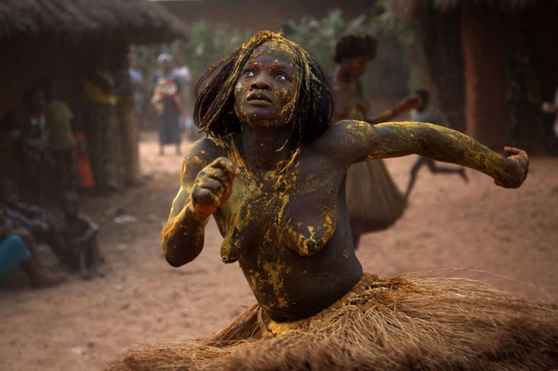 아프리카에서 이주한 노예들은 아이티의 토속 문화와 결합해 부두를 발전시킨다. (사진: echophotoagency.com)