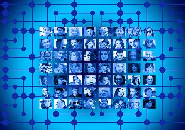 소셜 디지털 미디어